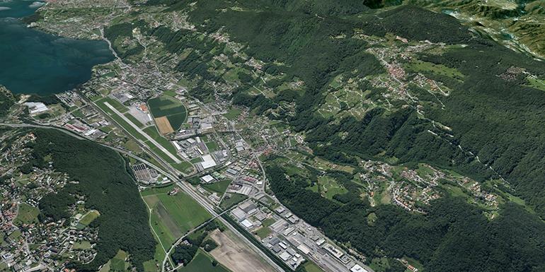 Mappa Bioggio